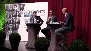 07/11/16 l'UE35 accueille le géant GOOGLE via Nick LEEDER, son représentant en France. 380 patrons étaient présents